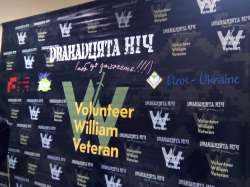"Project ""W"" Veteran, Volunteer and William"