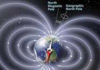 Северный магнитный полюс бежит на Таймыр?