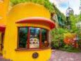 Виртуальный тур по музею студии Ghibli