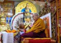 Далай-лама. Виртуальное интервью на карантине