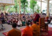 """Его Святейшество Далай-лама: """"Сострадание – не роскошь, а необходимость, если мы хотим выжить"""""""