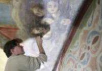 У Софійському соборі реставратори відкривають монументальні композиції олійного живопису ХVІІІ–ХІХ ст.