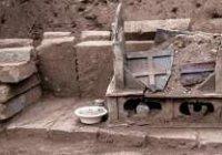 В Китае нашли шкатулку с прахом Будды