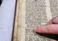 В Британии обнаружили неизвестную ранее рукопись XIII века о короле Артуре