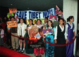 История сборной Тибета