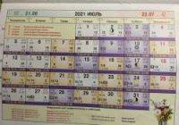 Астрологический календарь на Июль 2021