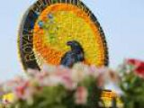 В Бутане проходит королевская выставка цветов