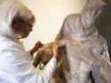 Реставратори відкрили нові деталі відомої скульптури Мікеланджело