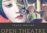 OpenTheatre: Альманах коротких вистав молодих українських режисерів