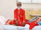 Индийский йог ушел из жизни в 90 лет