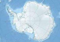 Радиация в Антарктиде будет распространяться вдоль огромного континентального разлома