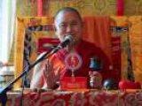 Гарчен Ринпоче дарует учение о Гуру-йоге и Ваджрасаттве